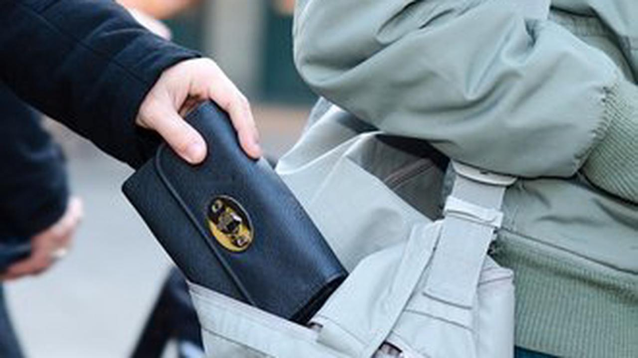 Portmonee aus Tasche gestohlen