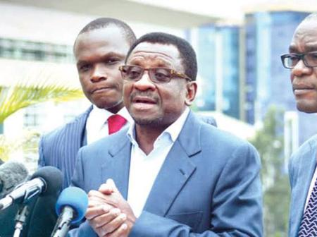 What James Orengo Stated Concerning ODM's Take Over BBI Referendum Ahead Of The 2022 Elections