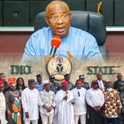 After The Creation Of EbubeAgu Security Network, Read What Imo Gov. Said To All Igbos