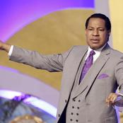 The Anointing of the Holy Ghost Enlarges Your Vision - According To Pastor Chris