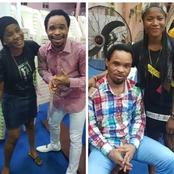What Went Wrong Between Odumeje And Ada Jesus? See Their Lovely Throwback Photos Together