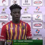 Liberty Made A Mistake By Rejecting Me - Hearts of Oak Forward