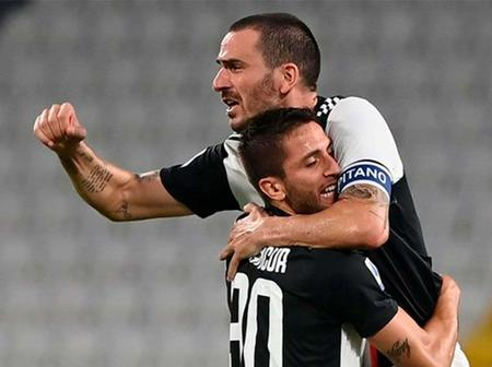 Bonucci joins growing list of injured Juventus defenders