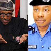 I Chose Baba Alkali As The New IGP Because We Have High Expectations Of Him - President Buhari