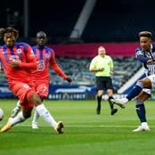 3 Mistake Chelsea Players Did Against West Brom On Saturday