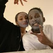 Different times this billionaire daughter and Mr Eazi gave us serious relationship goals