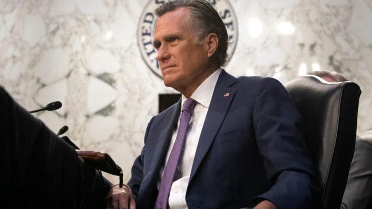 Mitt Romney Knocked Unconscious, Black Eye, Stitches