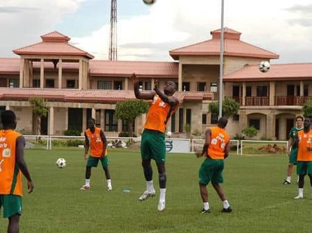 Éliminatoire CAN 2022 : Éléphants de Côte d'Ivoire