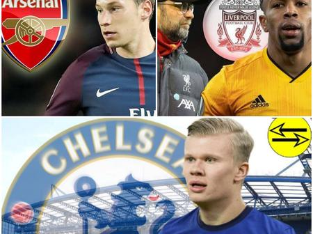 DONE DEALS: Transfers That Were Completed By English Clubs Yesterday And Some Rumours From The Media