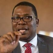 A call that was made by Lesufi to Umalusi