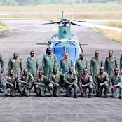 Nigeria Air force Recruitment BMTC 2021 (Apply before deadline)