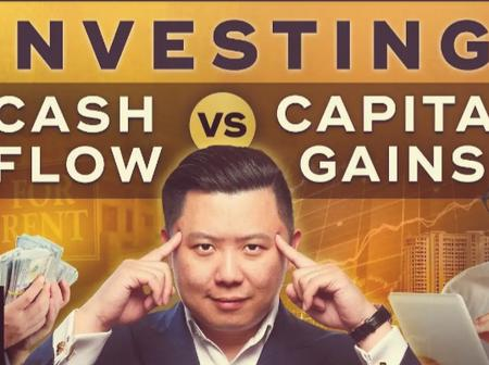 Why Cashflow Is Better Than Capital Gains For As An Investor