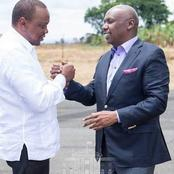 Dennis Itumbi Alleges a Secret Plot by Deep State to Make Gideon Moi President
