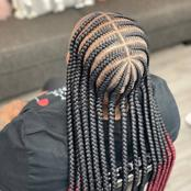 2020 Stunning #cornrow Hairstyles For Every Occasion | 50 Cool Cornrow #braids - Fashion - Nairaland