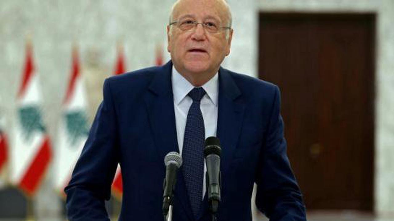 Liban: Najib Mikati chargé de former un gouvernement après deux autres échecs