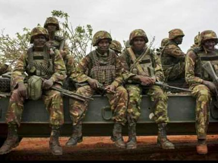 Successful Mission Done By KDF That Touched The Hearts Of Somalians And Got Them Pledging Support
