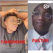 Anita Exclaimed As A Pastor Said