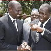 Big Blow for Ruto as Matiang'i Could be the Next President