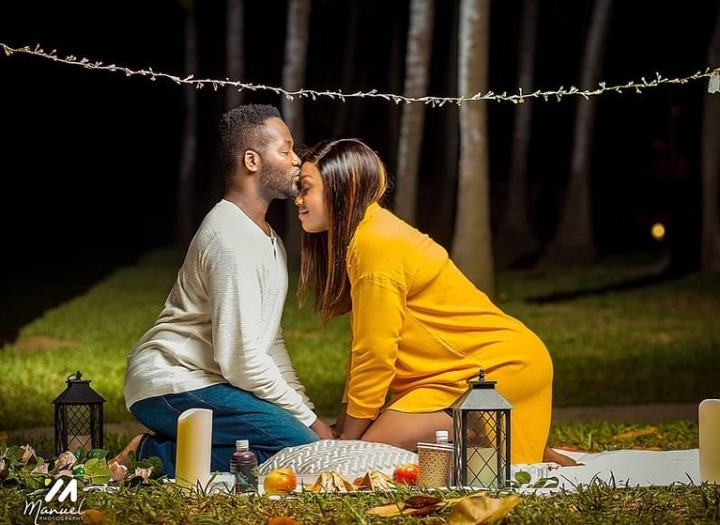 30c235af3e704d72bdb9a37df37d21fe?quality=uhq&resize=720 - Adjetey Anang and wife storms social media with beautiful photos to celebrate 14th marriage anniversary.