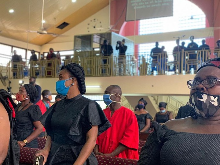 30c9af3f88f9910698534af9b27ef817?quality=uhq&resize=720 - First Photos & Videos From The Final Funeral Rites of the late Nana Agyei Sikapa Pops Up