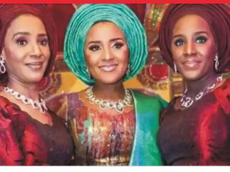 'May We Be Wealthy and Have Good Children' -See The Beautiful Daughters of Dangote[Photos & Details]