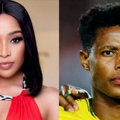 The Queen's Siyanda (Cindy Mahlangu) in a love triangle involving Nigerian national