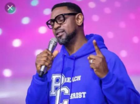 From Gangster And Cultist To A Wonderful Pastor. The Story Of How This Happened To Biodun Fatoyinbo