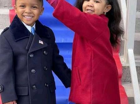 La toile émerveillée par ces deux enfants qui imitent parfaitement le couple Obama