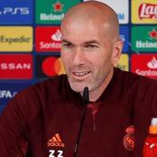 Zidane avant Liverpool : « Nous sommes venus ici pour gagner et c'est ce qu'on va tenter de faire »