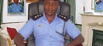 Lagos Police Command Spokesman DSP Bala Elkana Promoted To SP
