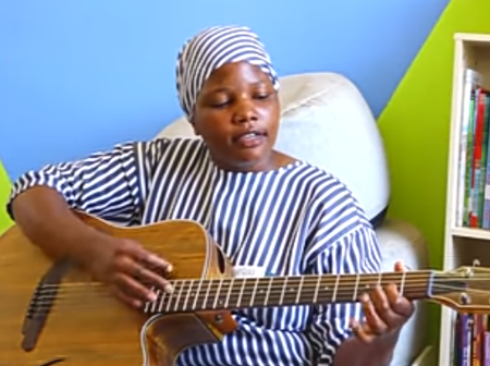Meet The Lady Serving A 20 Years Jail Term, Ended Up Becoming A Musician While In Prison