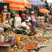 Update: Business Owners lament over the stop of movement of goods to the South by the Northerners