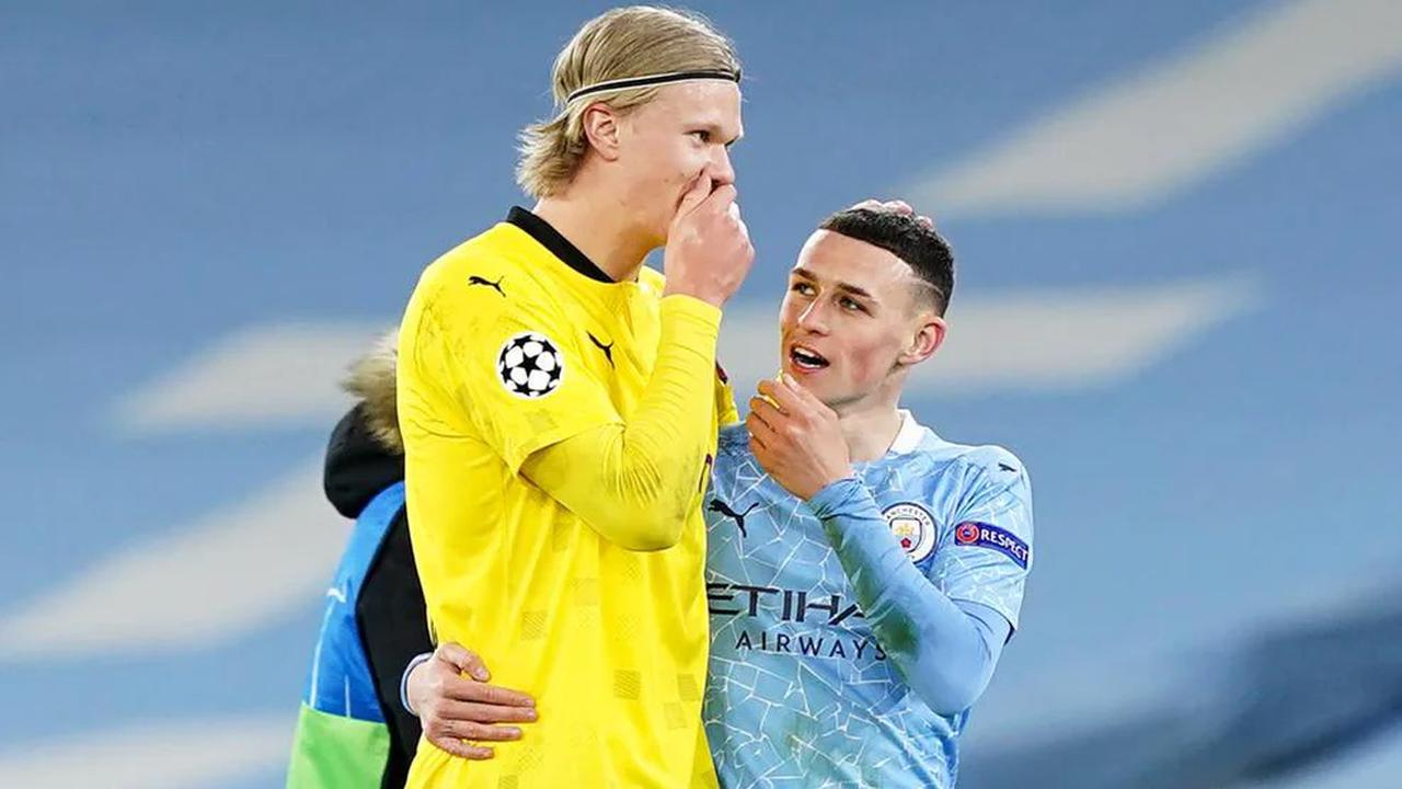 How Dortmund and Man City could line-up in Champions League