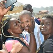 Kenyans React After Babu Owino Posted This Photo