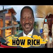 Multi-Billion Businesses And Properties Owned By Raila Odinga, The Former Premier