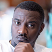 John Dumelo Shows Lovely Photos Of Himself In Kenya This Morning (Photos)