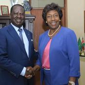 Will Raila-Ngilu Ticket Pull A Biden-Haris? Why A Kenyan Thinks So