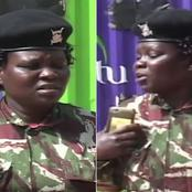 """Najikaza tu hii January"" Police Cries Out After Ksh42,550 Salary is Slashed to 'Coins' by KRA & Loans"