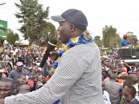 We are Ready For DP Ruto's Visit- Nandi Governor Stephen Sang