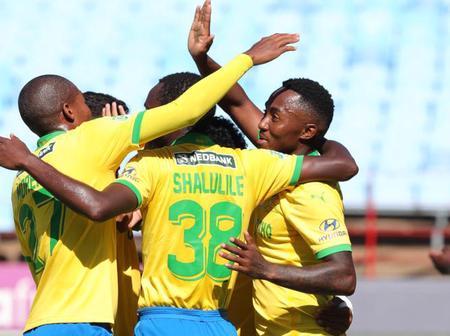 Mamelodi Sundowns Thrash Polokwane City 4-0, And Send A Strong Warning To Orlando Pirates
