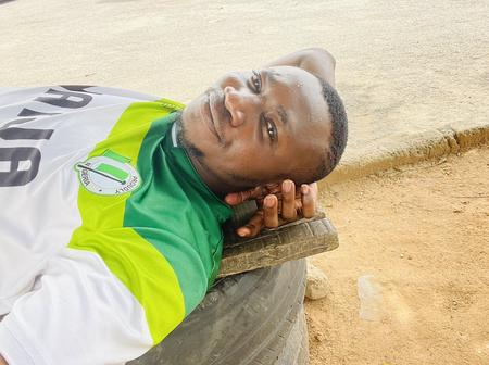 Pamilerin Shares his experience at the Vulcanizer's Shop