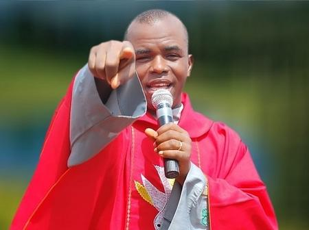 Opinion: Father Mbaka's Prophecy On Hope Uzodinma's Administration Should Be Questioned