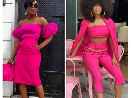 Fashionable Pink Outfit Ideas For Every Lady