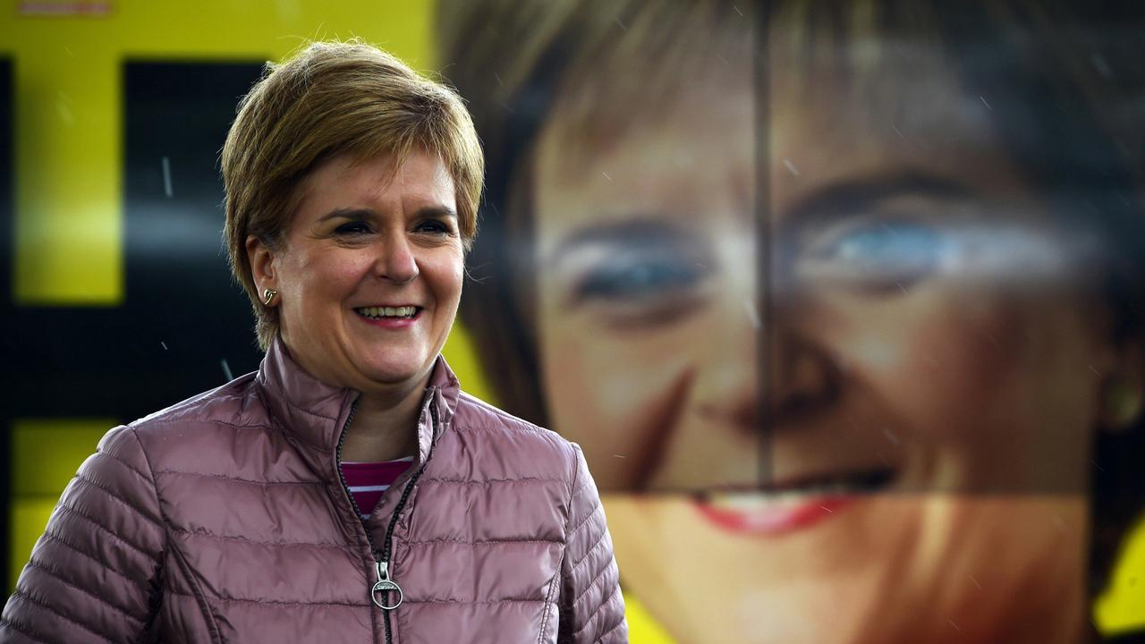 Keep calm and quash Nicola Sturgeon's dreams of Scottish independence