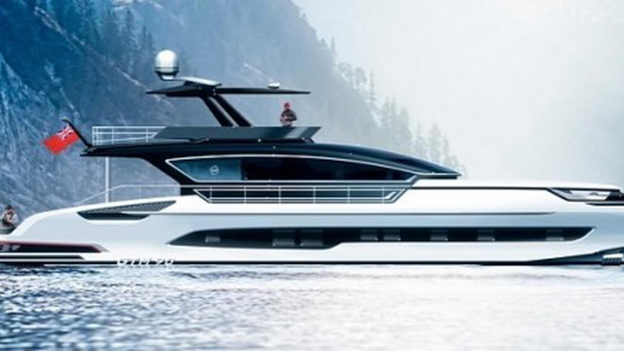 GTM 90 Sportfisher Boat Is a Nearly $8 Million Tuna-Catching Marvel From Dynamiq