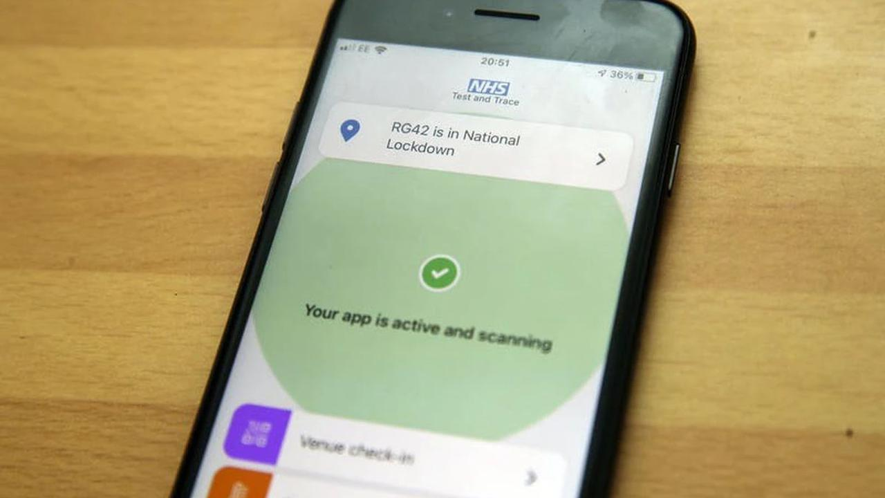 Public warned not to ignore Covid app as virus cases continue to rise