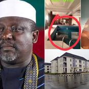 See what was discovered inside Rochas seized Multi-million mansion that could make Imolites rebuke him