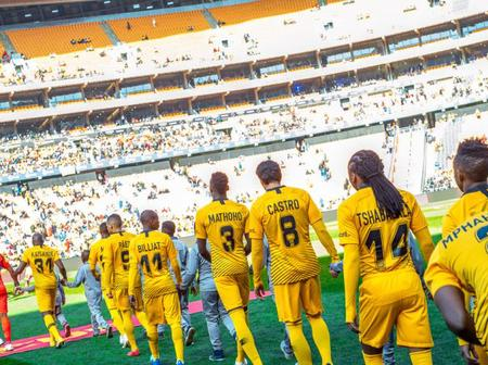 Kaizer chiefs Super star to retire from football?