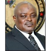 See photo Lagos State speaker, Obasa posted yesterday as he was accused of not going to Law school