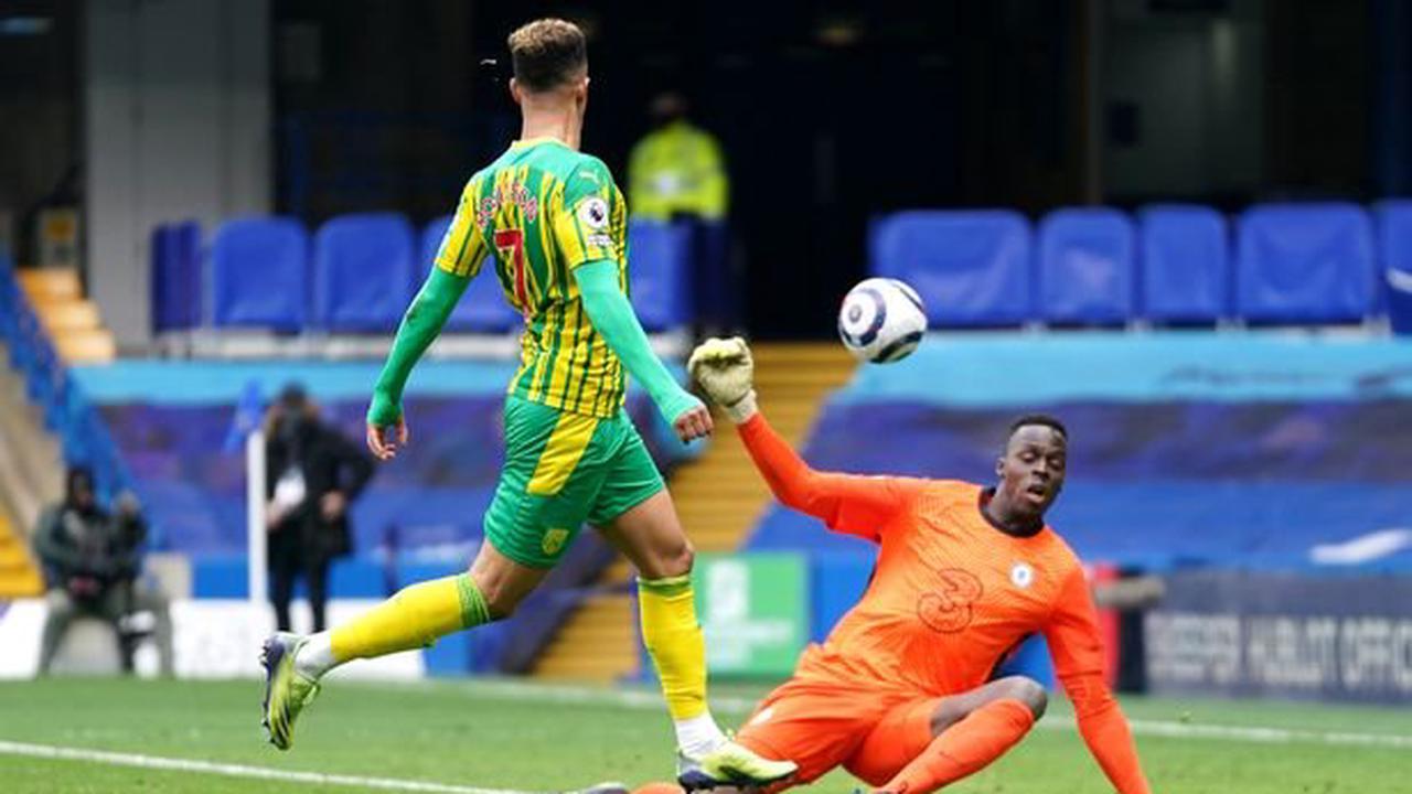 Albion v Southampton teams as Allardyce starts Robinson